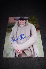 Tom Wilkinson SIGNED AUTOGRAFO SU 20x28 cm foto inperson look