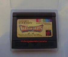 Ward of Lights  game for Neo Geo Pocket Color