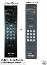 SONY RM-YD028 Bravia Replace Remote f KDL32L5000 KDL46S5100 KDL32XBR9 KDL52V5100