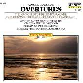 Famous Classical Overtures (CD, Laserlight)