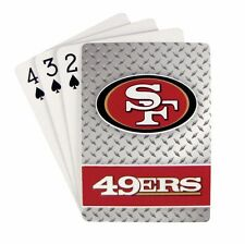 NFL Playing Cards, San Francisco 49ers, New