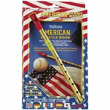 Waltons American Penny Whistle Twin Pack