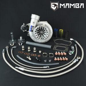 MAMBA GTX Ball Bearing Turbocharger GTX3582R FORD FALCON XR6 BA BF w/ .82 Hsg