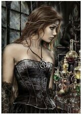 NEW! Heye Poison by Victoria Frances 1000 piece gothic fantasy jigsaw puzzle