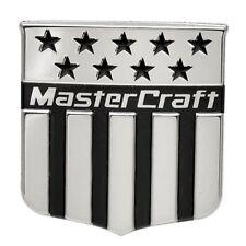 MasterCraft OEM 758214 Raised Plastic Marine Boat Decal