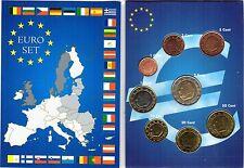EURO BELGIQUE  SERIE COMPLETE 1 C A  2 € NEUVE