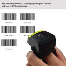 Wearable Ring-style FS01 Bar Code Reader 1D Bluetooth Finger Bar code scanner