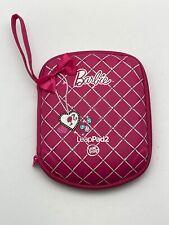 LeapFrog LeapPad 2 Barbie Case Hard Shell Travel Case Pink