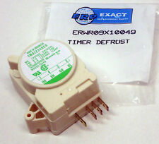 WR09X10049 for GE Refrigerator Defrost Timer Control AP3670986 PS288220