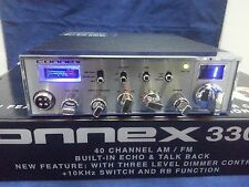 CONNEX 3300HP 10 METER HAM RADIO PRO TUNED AND ALIGNED SCHOTTKY RECEIVE UPGRADE
