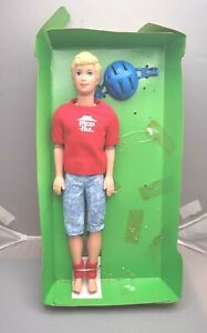 Vintage 1994  Barbie PIZZA PARTY KEVIN DOLL w/ BOX
