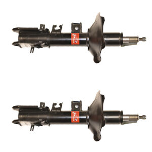 Fits NISSAN TERRANO R50 (1997>ON) - FRONT SHOCK ABSORBER PAIR