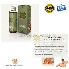 Kutus OIL Organic Herbal Healing Oil - produce healing energy from NATURE 100 ML