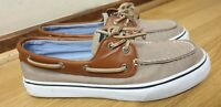 SPERRY TOP-SIDER MENS BOAT SHOES SIZE UK 10M / EU 44 MADE IN VIETNAM