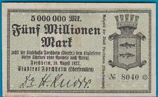 5 Mio.Mk--Forchheim--Stadt