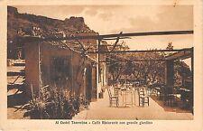 B58777 Al Castel Taormina Caffe ristorante  italy