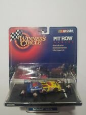 Dale Earnhardt Pit Row Series Wrangler Diecast 1:64 Scale Four Tire Stop