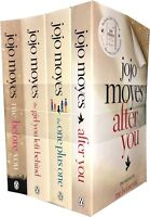 Jojo Moyes Collection 4 Books Set Pack After You Me Before You, The One Plus One