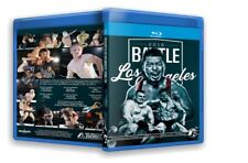 Pro Wrestling Guerrilla -Battle of Los Angeles 2018 Stage One BLU-RAY, BOLA PWG
