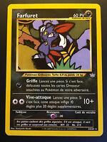 Carte Pokemon FARFURET 24/64 Rare Néo Révélation Wizard Française NEUF