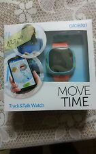 B0625963 Smartwatch Alcatel Move Time Sw10 Arancione / Blu