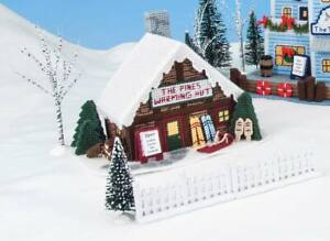 Mary Maxim Warming Hut Plastic Canvas Kit