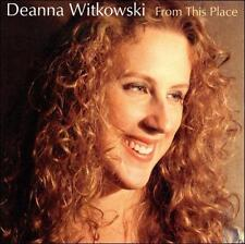 From This Place by Deanna Witkowski (CD, 2008, Tilapia) Catholic Christian