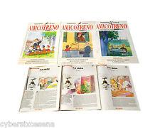 AMICO TRENO n. 4 5 6 del 1995 La Dote gino e michele