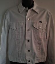 Vintage1960s Wrangler white 2 pocket jacket Lee Westerner 100 J type - size 42
