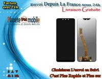 ECRAN LCD + VITRE TACTILE HUAWEI MATE 20 LITE NOIR + OUTILS + ADHESIVE