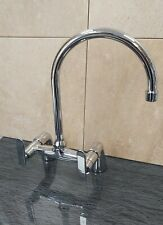 KITCHEN  BRIDGE MIXER HIGH QUALITY WITH CERAMIC DISK  VALVES LEVER STYLE