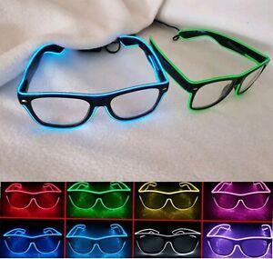 LED -Partybrille