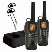 Uniden Scout 22-Channel FRS/GMRS 50-Mile Submersible Two Way Radio Walkie Talkie