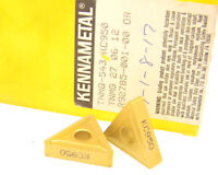 5 NEW SURPLUS KENNAMETAL TNMG 543 KC950 CARBIDE INSERTS (TNMG 270612)
