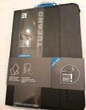 NWT Tucano Hard Case for Samsung Galaxy Tab 4 10.1 Tablet - Black