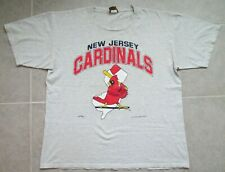 Vintage New Jersey Cardinals Defunct Minor League Baseball T-Shirt Adult Size XL