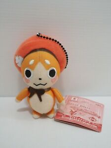 """Tales of Zestiria Berseria Phoenix Banpresto 2016 keychain Mascot Plush 4"""" Toy"""