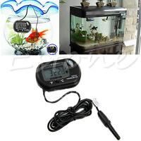 Digital Thermometer Aquarium Fish Tank Water New BF-1