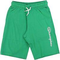 Champion Kids Shorts Training Sports Fashion Running Boys Fitness 305213-GS004