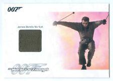"""JAMES BOND'S SKI SUIT RELIC CARD #JBR24"" JAMES BOND MISSION LOGS"