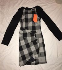 Karen Millen Dress BNWT Size 8 Perfect for Winter