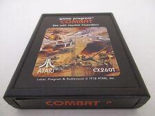 COMBAT - ATARI 2600 Loose