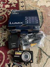 Panasonic Camera LUMIX DMC-F3 12.1 MP Digital Camera 4x Zoom Black