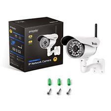 Zmodo HD 720P Wireless IP Network Camera with 80ft Night Vision Model ZP IBI13-W