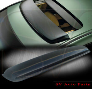 "Fit Mazda 35"" Moonroof Visor Sunroof Deflector Rooftop Window Vent Rain Guard"