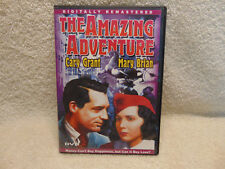 The Amazing Adventure DVD starring Cary Grant Mary Brian DVD