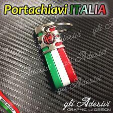 Portachiavi Tricolore Italia Auto ALFA ROMEO RD 147 159 156 BRERA Giulietta Mito