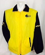 Vintage Formula 1 Grand Prix Macau Jacket Men's XL NWOT Black Yellow