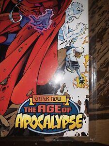The Astonishing X-Men #1 (The Age Of The Apocolypse) Marvel Comics