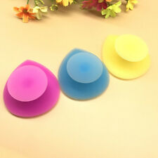 Silicone Facial Scrubber Cleansing Pad Deep Pore Cleaning Brush Blackhead Remove